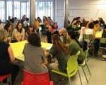 Conversa pedagògica amb  Xavier López, escola Octavio Paz