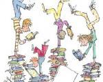 """Projecte """"La màgia de Roald Dahl i les seves lectures"""""""