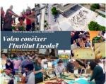 Conversa pedagògica amb  Dolors Queralt i Pedro Cózar, Directora i Coordinador Pedagògic de l'IE Daniel Mangrané